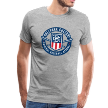 Load image into Gallery viewer, Mens Americana Crest - heather gray