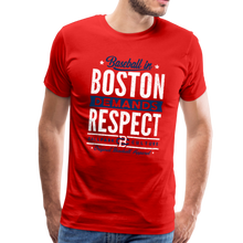 Load image into Gallery viewer, Mens Boston Demands - red