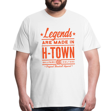 Load image into Gallery viewer, Big Mens Houston Legends - white
