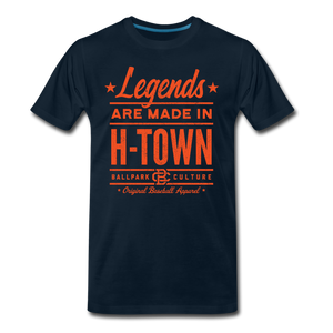 Big Mens Houston Legends - deep navy