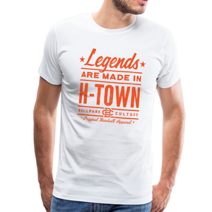 Mens Houston Legends - white