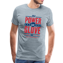 Load image into Gallery viewer, Mens Power of Glove - heather ice blue