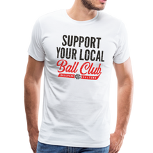 Load image into Gallery viewer, Mens Support Your Local - white