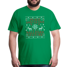 Load image into Gallery viewer, Big Mens BC Peace & Glove Tee - kelly green