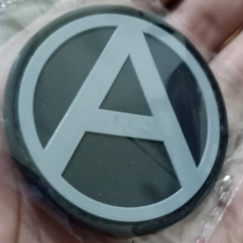 Agorism PVC Patch