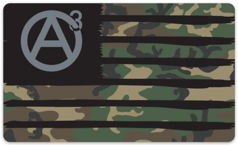 Agorism M81 Flag Sticker