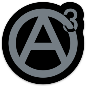 Agorism Sticker