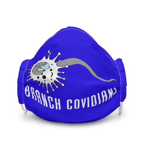 Branch Covidians Face Mask