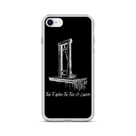 Time to Water The Tree of Liberty iPhone Case