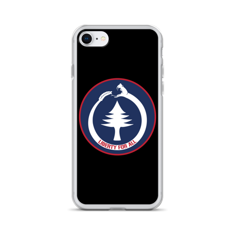 Liberty for All iPhone Case