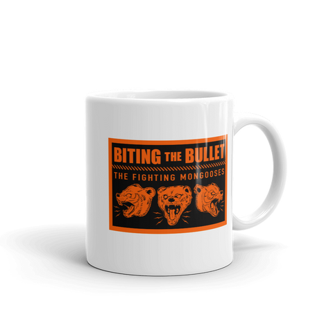 Fighting Mongooses Mug
