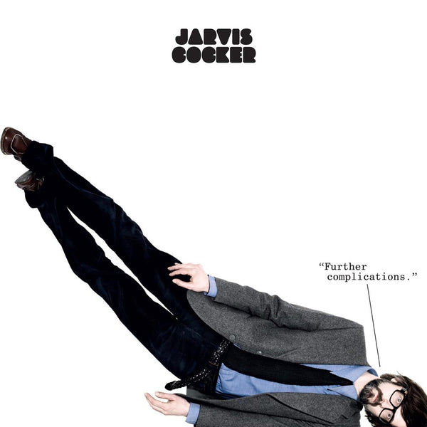 Jarvis Cocker - Further Complications Reissue LP + 12