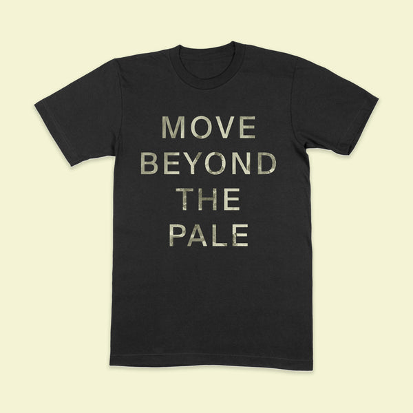 MOVE BEYOND Black T-Shirt