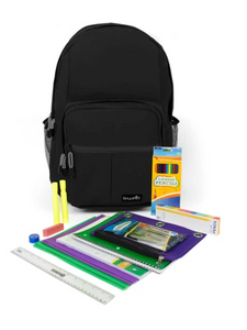 7th-12th Grade Kit w/ Backpack (Assorted Colors)