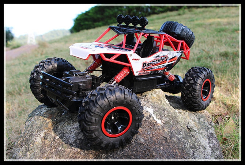 Monster Truck Rock Crawler