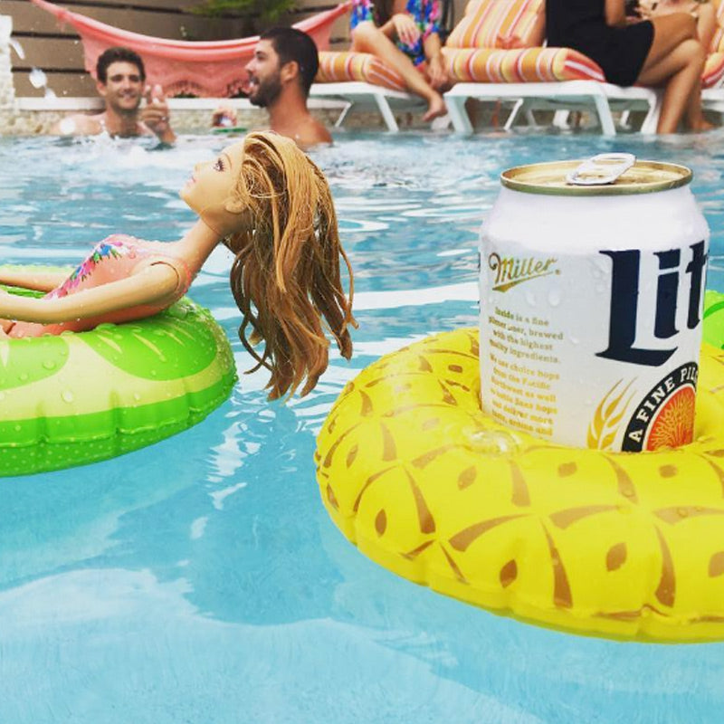 Inflatable Cup Holders