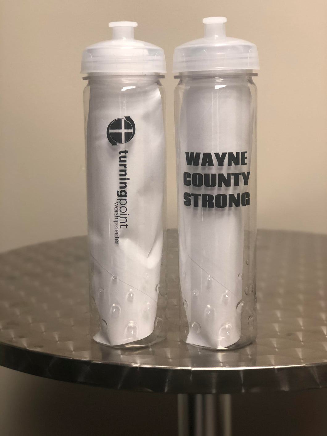 Turning Point Water Bottle