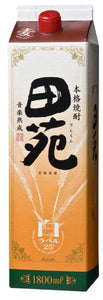 DEN-EN Barley Shochu Shiro (White) Label 1800 ml