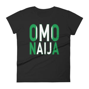 Omo Naija | Women - On Black