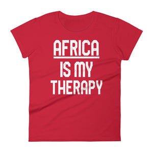 Africa is my Therapy | Women - On Red