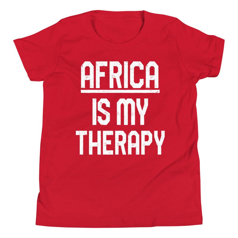 Africa is my Therapy | Children - On Red
