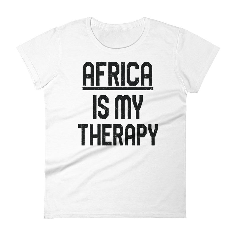 Africa is my Therapy | Women - On White
