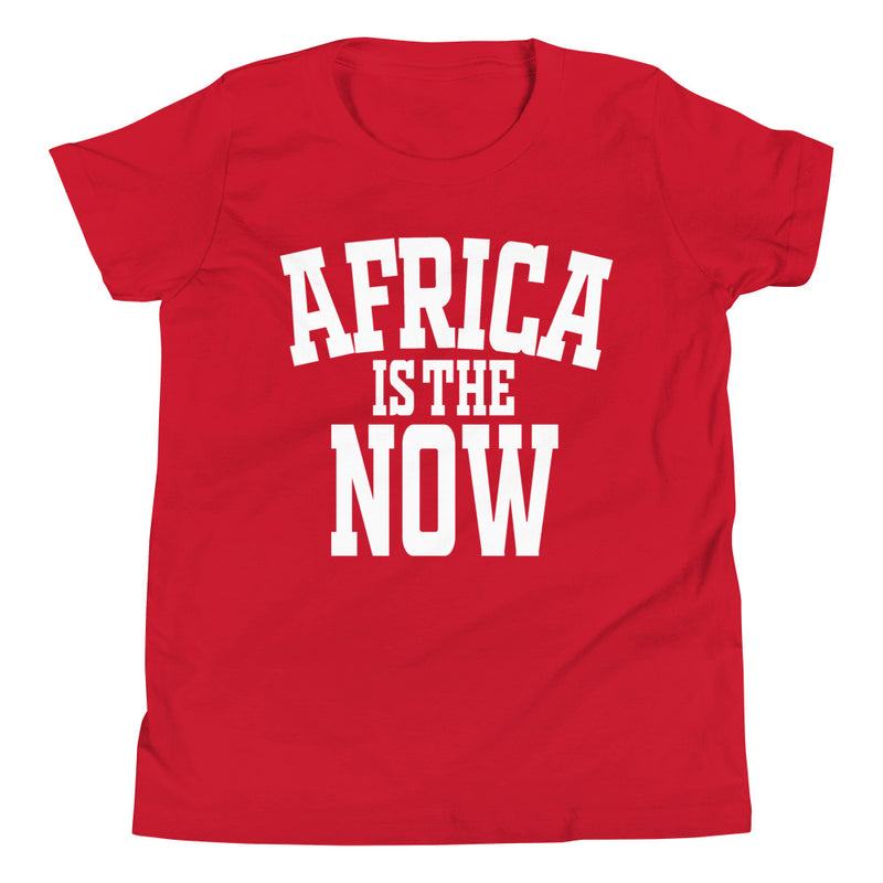 Africa is the Now | Children - On Red