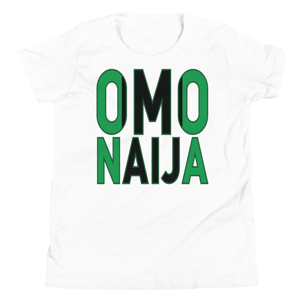 Omo Naija | Children - On White