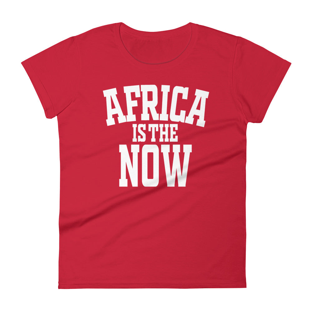 Africa is the Now | Women - On Red