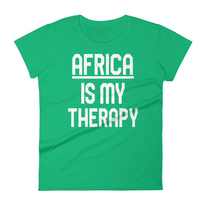 Africa is my Therapy | Women - On Green