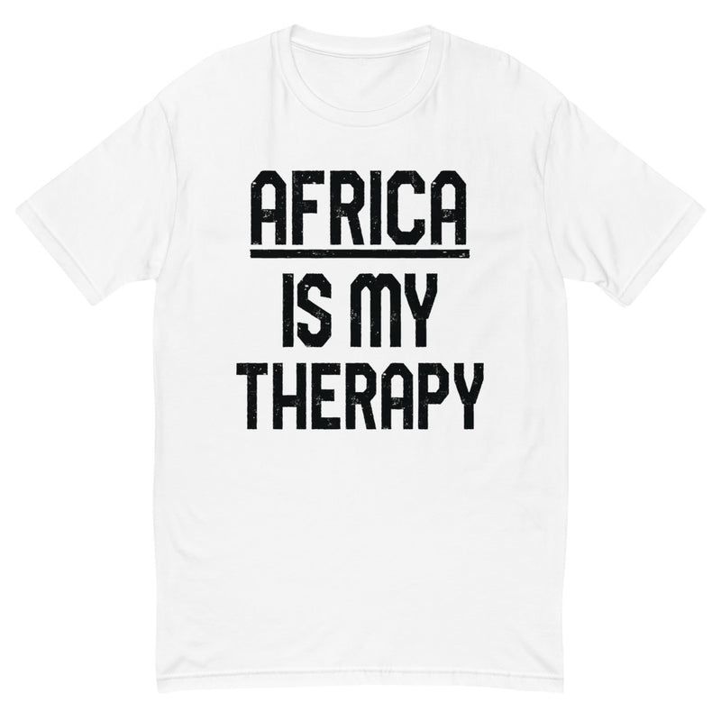 Africa is my Therapy | Men - On White
