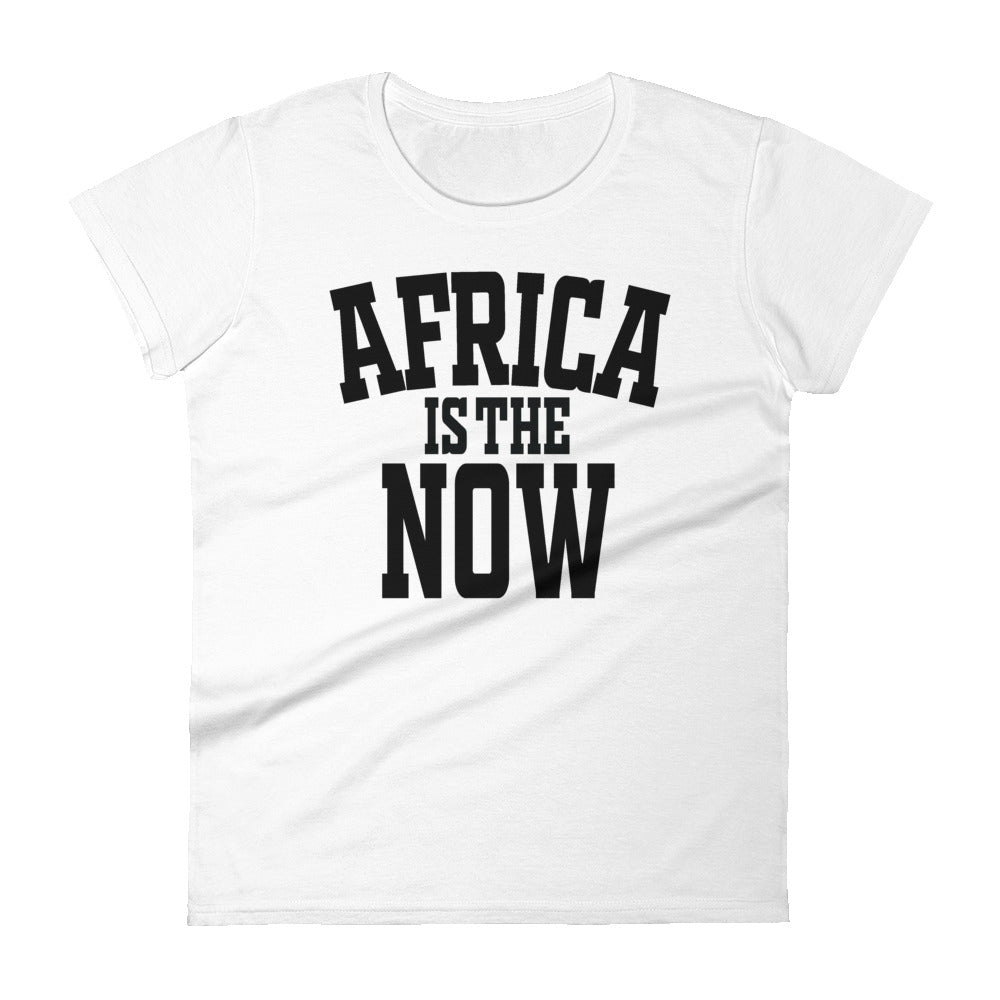 Africa is the Now | Women - On White