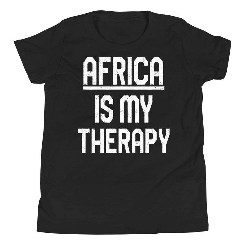 Africa is my Therapy | Children - On Black