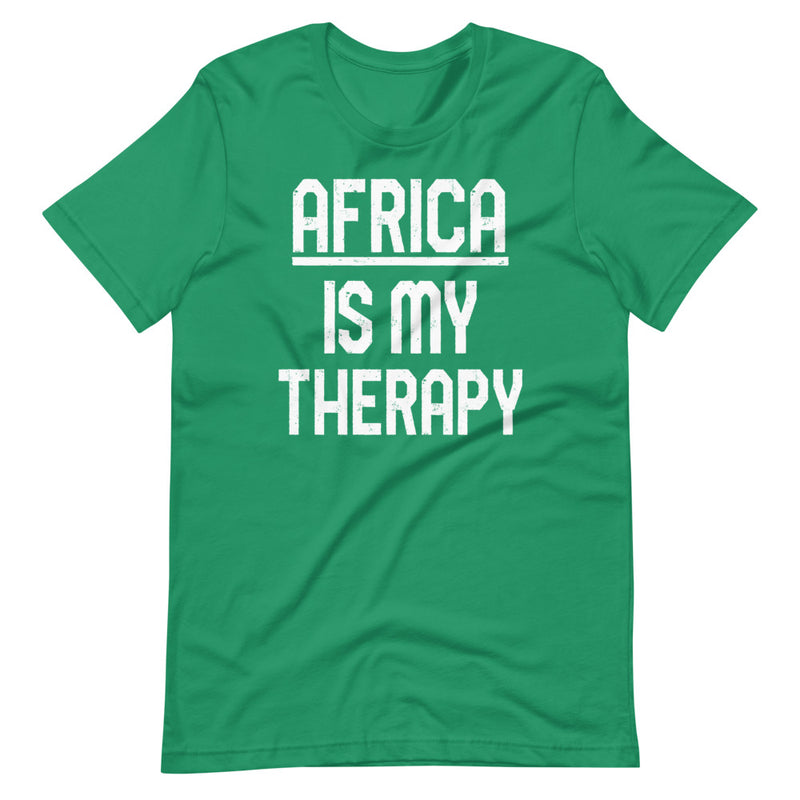 Africa is my Therapy | Men - On Green