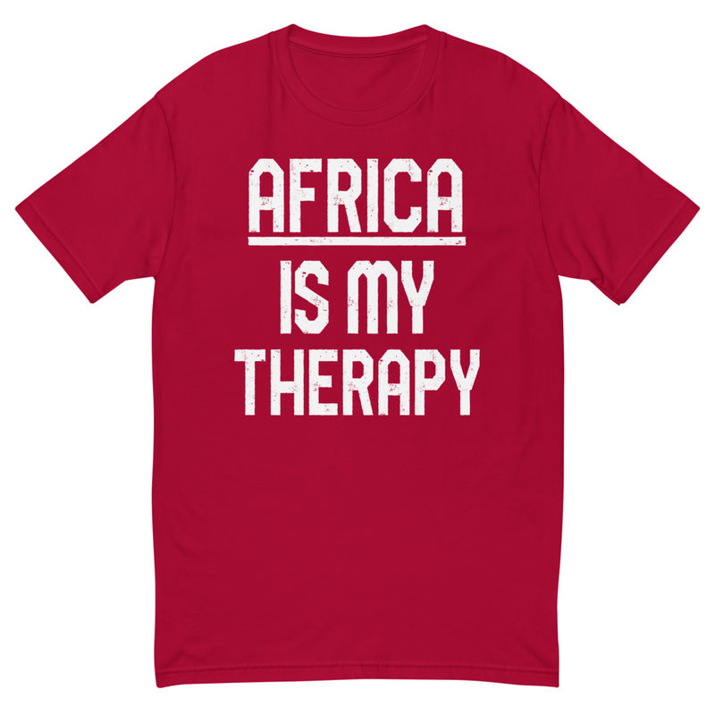 Africa is my Therapy | Men - On Red