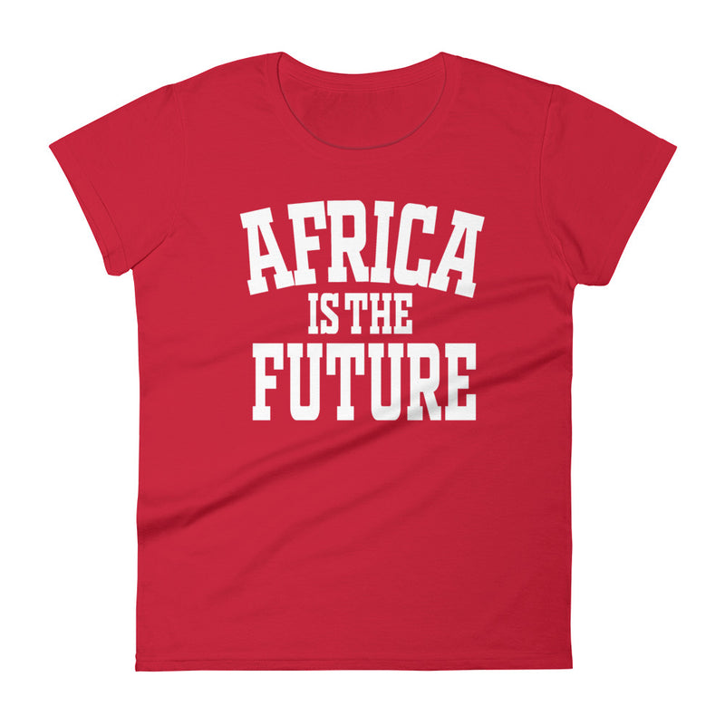 Africa is the Future | Women - On Red