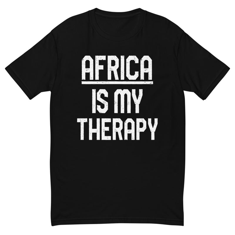 Africa is my Therapy | Men - On Black
