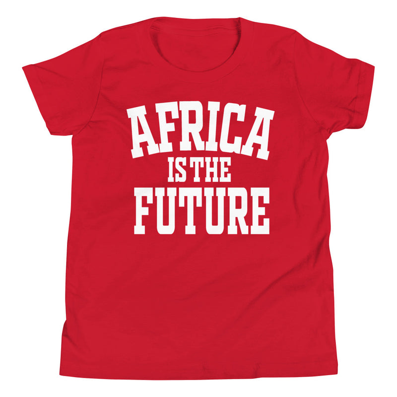 Africa is the Future | Children - On Red