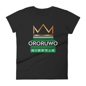 Ororuwo | Women - On Black