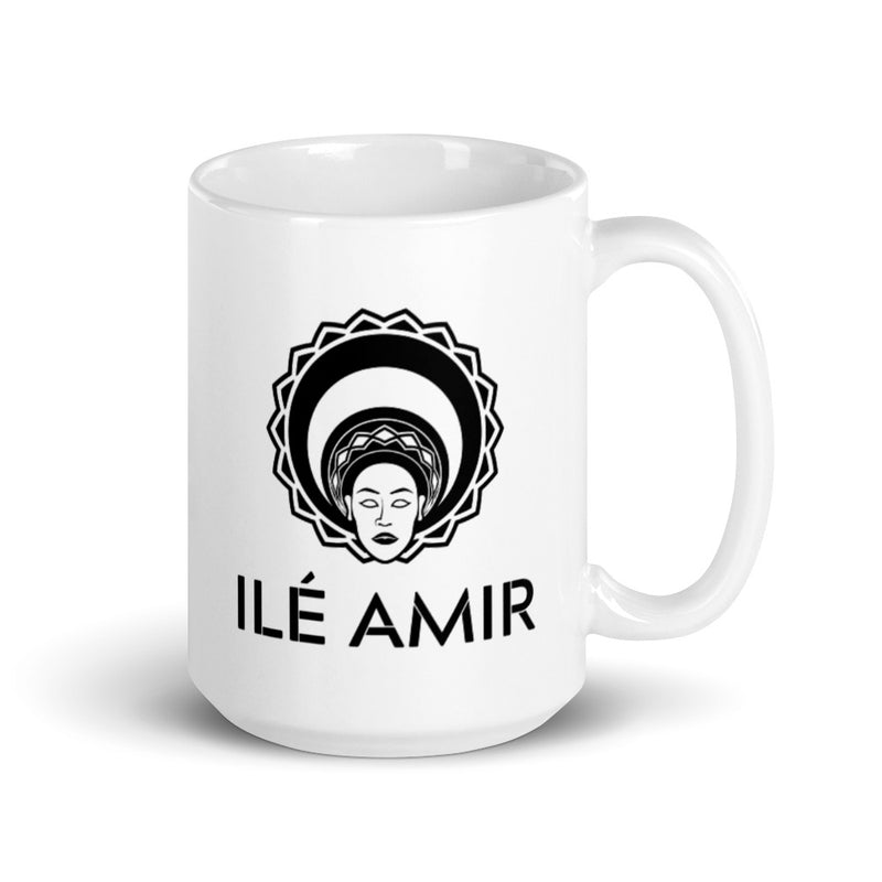 ILÈ AMIR | Ceramic Coffee Mug