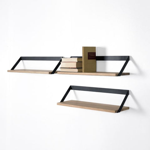 Ethnicraft Oak Ribbon Shelves