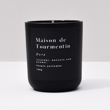 Load image into Gallery viewer, Dora Scented Candle 190g by Maison de Tourmentin