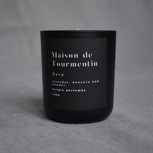 Dora Scented Candle 190g by Maison de Tourmentin
