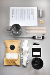 DIY Self Care Candle Kit
