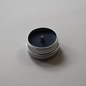 Miniature Travel Tea Light Tin Set x 3