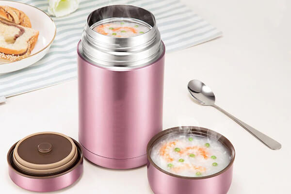 Lunch box isotherme nourriture chaude