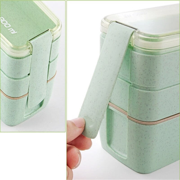 Attache fermeture lunch box