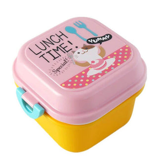 Bento enfant chat