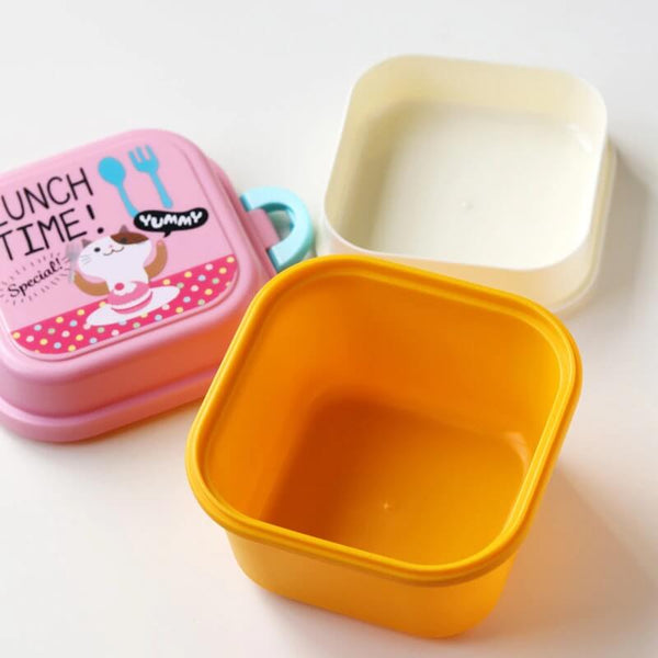 Box bento enfant ours