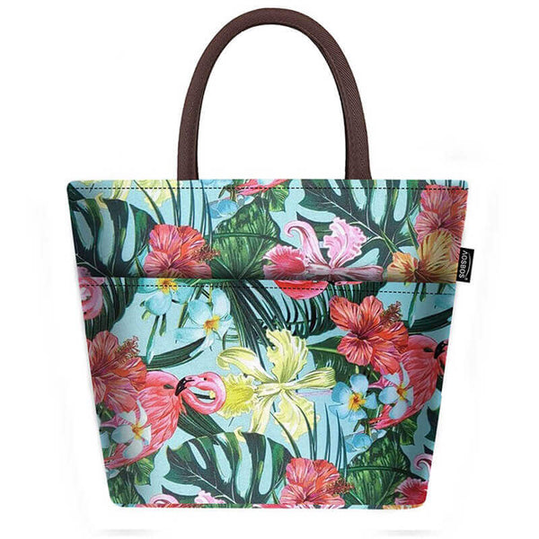 Lunch bag isotherme femme printemps